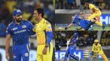 IPL Face-off: Intense rivalry between Mumbai Indians and Chennai Super Kings