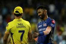 IPL 2020: Hardik Pandya Jokingly trolls MS Dhoni, ABD Reminds him not to mess with 'Thala'
