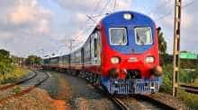 Nepal's first broad-gauge railway service build with India's assistance