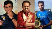Sporting icons pay tribute to SPB
