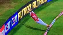 'Best save I have seen': Cricketing icons stunned by Nicholas Pooran's save
