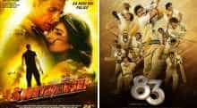 Release dates of 'Sooryavanshi' and 83' announced