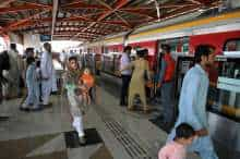 Metro rail in Pakistan