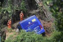 Bus accident in Brazil(Representative Picture)