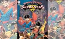 DC announced 'Challenge of the Super Sons'