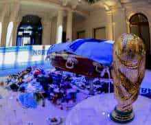 In grief-filled farewell, Diego Maradona laid to rest in Bella Vista cemetery