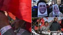Nepal protests against KP Sharma Oli
