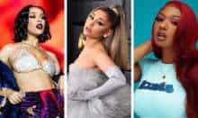 Ariana Grande Teams Up With Doja Cat And Megan Thee Stallion