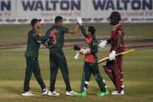 Bangladesh sweep ODI series 3-0 against West Indies