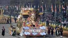 Ladakh's entry into the parade