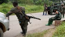 Militants in DR Congo