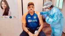 Ravi Shastri receives first jab of COVID-19 vaccine
