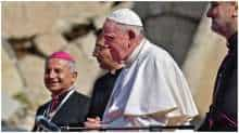 Pope Francis in Mosul