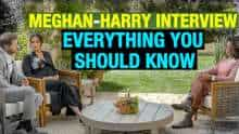 Meghan Harry interview, Explosive interview: Meghan- Harry tell-all on British royal family,  Oprah Winfrey interview