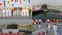 INS Karanj was commissioned