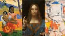 World most expensive paintings