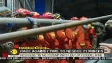 China Mine Rescue: Race against time to rescue 21 Miners