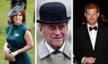Prince Philip guest list