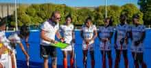 Indian women's hockey core group returns to national camp