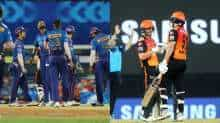 IPL 2021- Mumbai Indians go on top as they beat Sunrisers Hyderabad