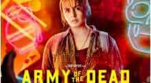 Huma Qureshi in Army of the Dead
