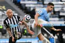Premier League: Torres hat-trick as record-breaking Man City beat Newcastle