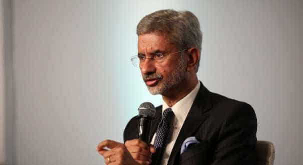 S Jaishankar on the Indo-China standoff at Dokalam