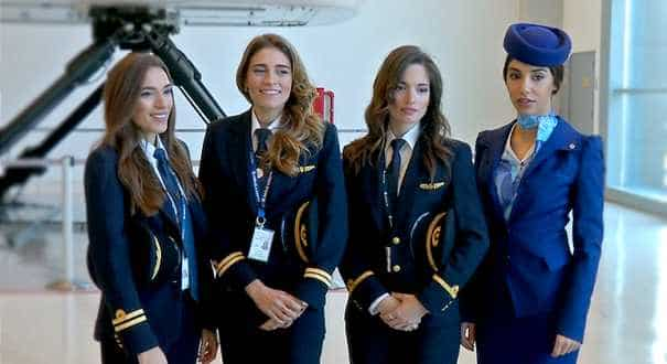 Women fly high as Lebanon trains more female pilots