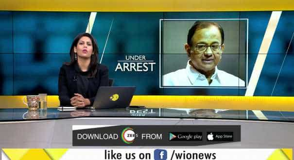 WION Gravitas: P Chidambaram will remain under arrest at least till august 26