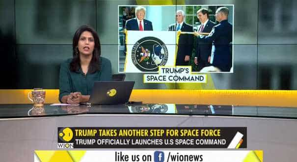 Gravitas: Trump Officially launches U.S Space Command