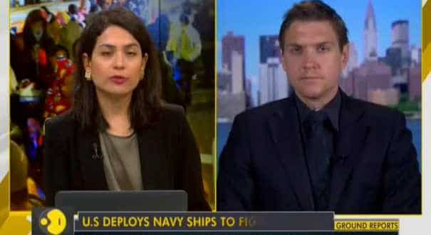 WION Fineprint: US deploys Navy ships to fight COVID-19
