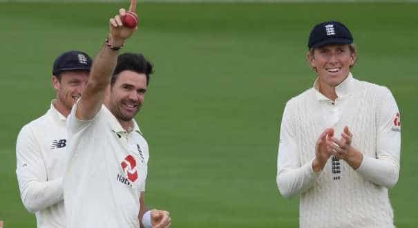 James Anderson becomes first pacer and fourth bowler to scalp 600 Test wickets
