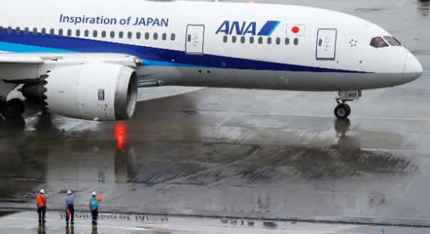 Japan's ANA to cut 3,500 jobs in 3 years as it anticipates prolonged virus woes