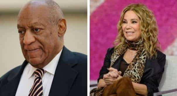Kathie Lee Gifford  and Bill Cosby