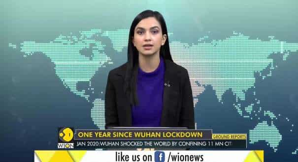 Wuhan marked one year since it announced a severe lockdown