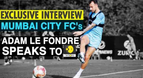 Exclusive: Mumbai City FC's Adam le Fondre on ISL, impact of CFG on Indian football and more!