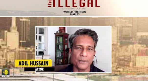 Adil Hussain on his new film 'The Illegal', Indian films at Oscars and more