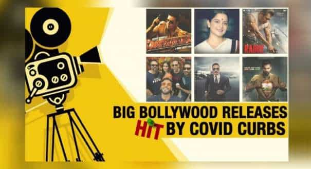 Bollywood affected by COVID-19