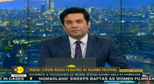 India: Covid rules flouted during polls campaigning and Kumbh Festival