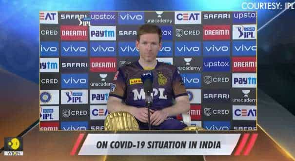 We can fight the COVID-19 pandemic together: KKR's Eoin Morgan