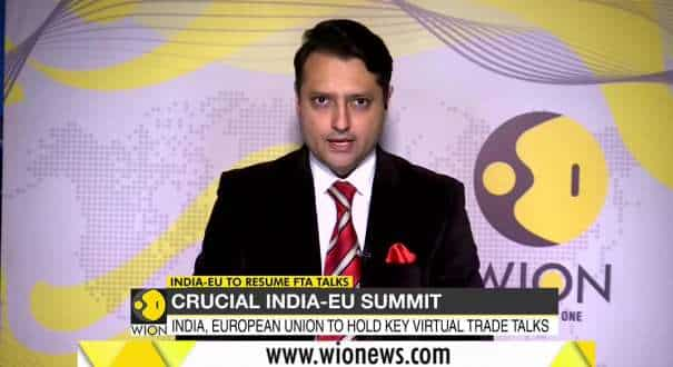 Crucial India-EU Summit: India, European Union to hold key virtual trade talks
