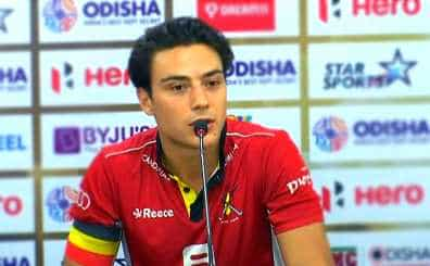Draw with India fair result says Belgium captain