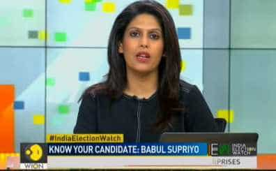 India Election Watch: Know Your Candidate, who is Babul Supriyo?