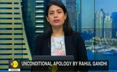 "Rahul Gandhi tenders ""Unconditional Apology"" to Top Court for chowkidar chor hai attribution"
