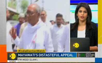 India Election Watch: Mayawati's Distasteful Appeal
