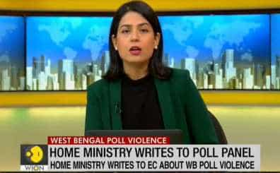 Home Ministry writes to Election Commission about West Bengal poll violence