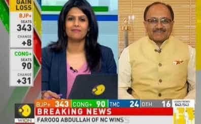 WION Exclusive | In conversation with Siddharth Nath Singh | Lok Sabha Election Results 2019