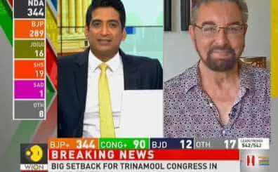 WION Exclusive | In conversation with Actor Kabir Bedi | Lok Sabha Election Results 2019