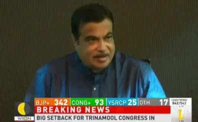 Opposition should never forget its role in democracy: Nitin Gadkari
