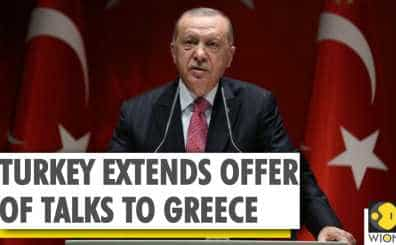 Turkish President willing to meet Greek Prime Minister
